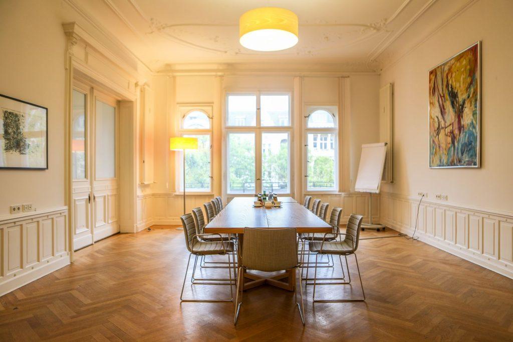 Besprechungsraum Heinichen Laudien Rechtsanwälte & Notar